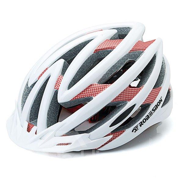 22 Flow Vents Adult Bike Helmet with Dual Adjustable Design Cycling Helmet