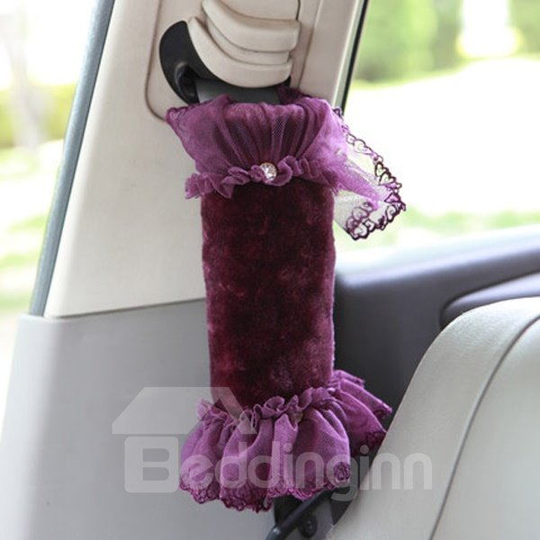Solid Princess Wind Song And Most Popular Seat Belt Covers