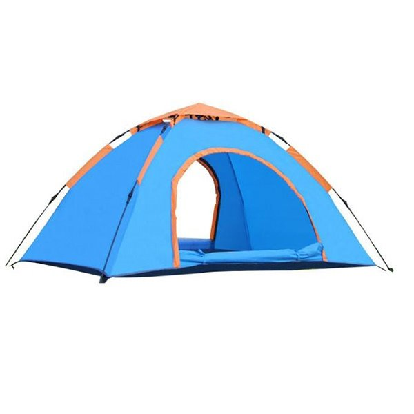 2-Person Waterproof Screened Instant Automatic Skeleton Outdoor Camping Tent