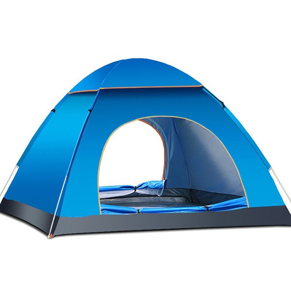 3-4 Person UV-proof Waterproof Fiberglass One Bedroom