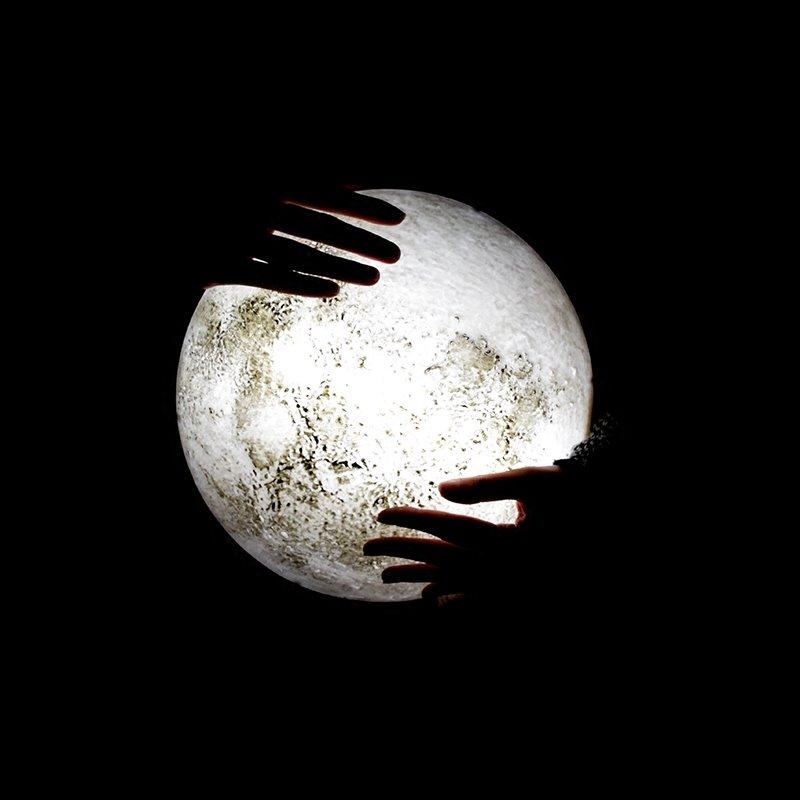 Amusing Earth Shape Home Decorative LED Night Light