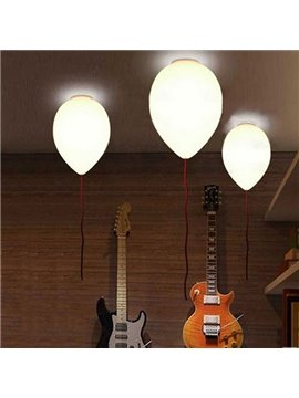 Creative Glass Balloon Shape Ceiling Lights