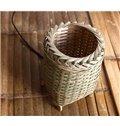 Creative Bamboo Weaving Home Decorative Table Lamp