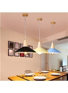 Creative European Style Pure Color Ceiling Light