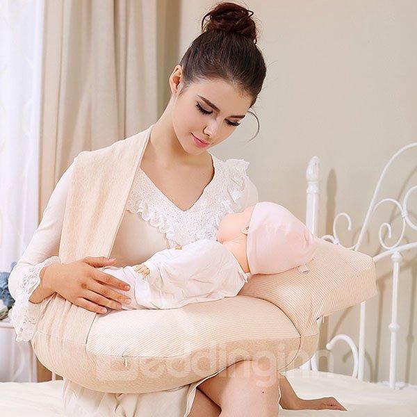 Super Comfortable Multi-Functional U Shaped Nursing Breastfeeding Pillow