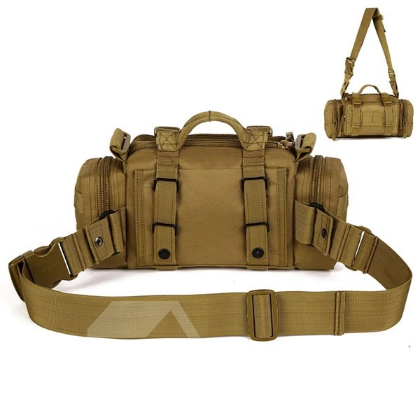 Utility Tactical Waist Pack Deployment Bag Pouch Military Camping Hiking Trekking Bag