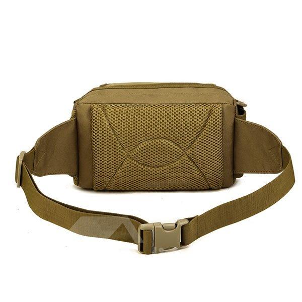 Outdoor Running Hiking Lightweight Daybag with Bottle Holder Running Waist Bag