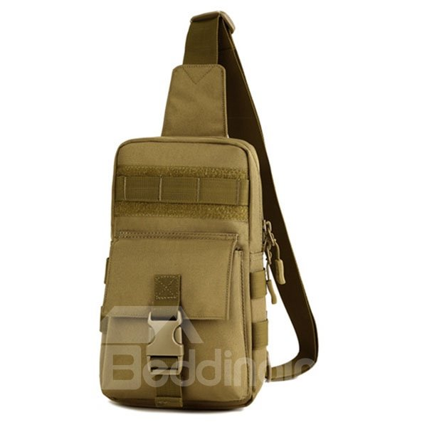 Square Bag Single Shoulder Outdoor Camping Trekking Backpack Daypack