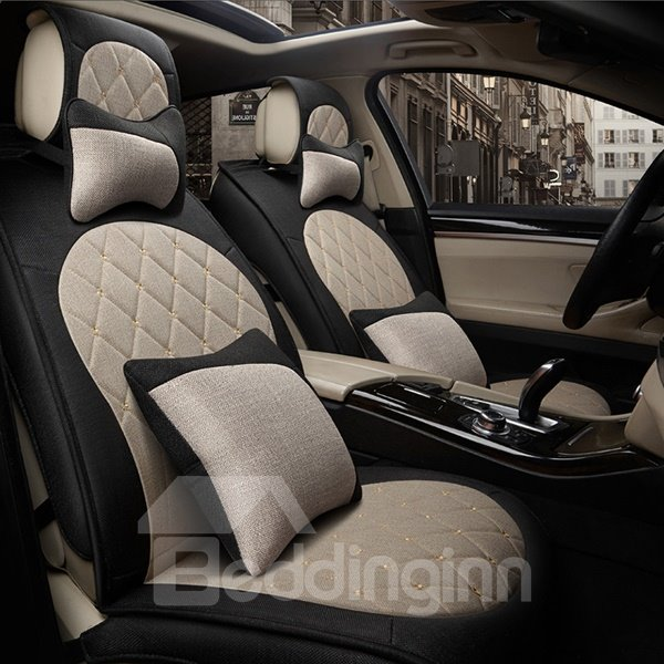 Special Fashion Design Charming Five Universal Car Seat Cover