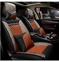 Leopard Series Charming Mixed Color Universal Car Seat Cover