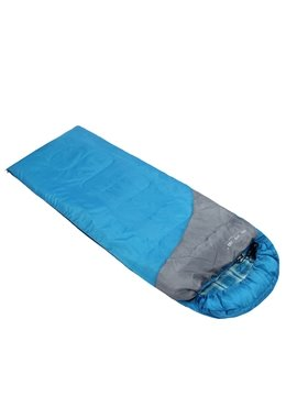 Attachable Ultralight Plaid Tapered Rectangular Couple Warm Envelope Sleeping Bag