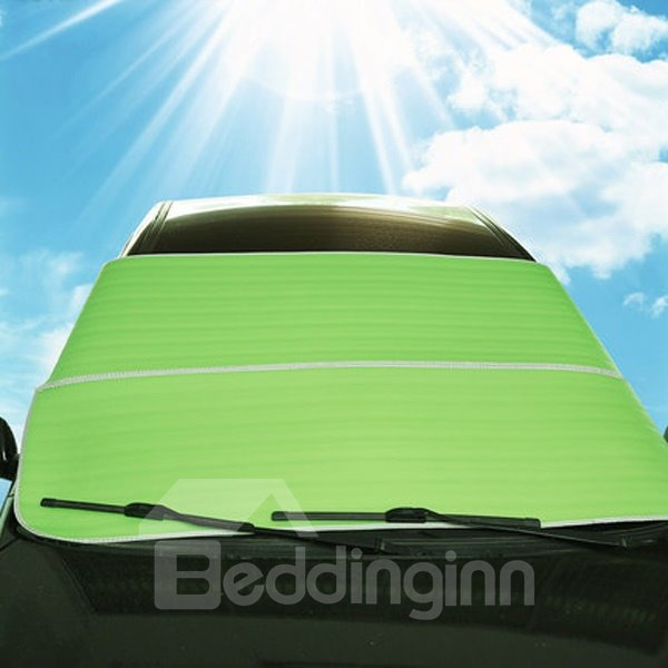 Multifunction And Multiple Solid Color Dual Summer And Winter Car Sun Shades