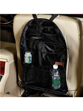 Simple Design And Practical Easy To Install Car Backseat Organizer
