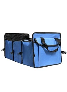 Foldable With Insulation Bags Fashional Trunk Organizer