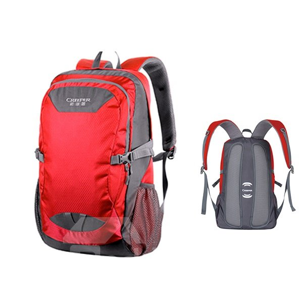 75 L High Capacity Multifunctional Outdoor Camping Hiking Traveling Backpack