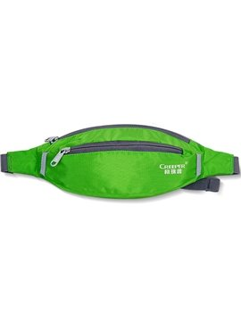 Thin Lightweight Outdoor Cross Shoulder Camping Hiking Trekking Sports Waist Bag