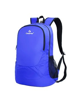 35L Simple Style Outdoor Camping Hiking Trekking Traveling Lightweight Backpack