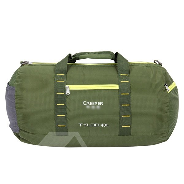 Outdoor Camping Hiking Traveling Sports Lightweight Cylinder Portable Bag