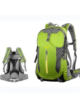 40L Multifunctional Outdoor Camping Hiking Trekking Travel Comfort Backpack