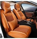 Classic Business With Sport Style And Leather Material Universal Car Seat Cover