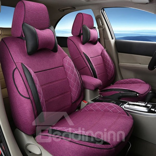 Super Luxurious And Easy Breathable Performance Car Seat Cover
