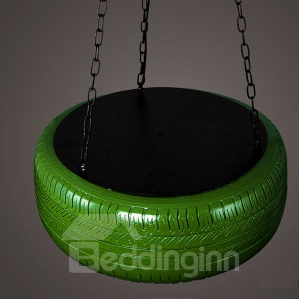 Strong Design Colorful Cab Tyre Decorative Ceiling Light