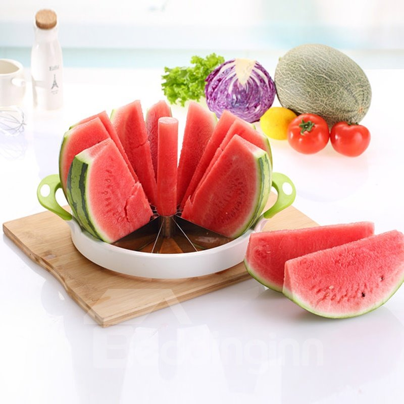 Perfect Stainless Watermelon and Honeydew Slicer