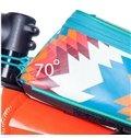 Colorful Bike Frame Bag Top Tube Handlebars Bag