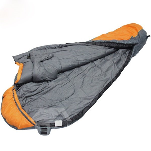 Outdoor Ultralight Camping Hiking Traveling Mummy Sleeping Bag