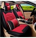 A Variety Of Color Mixing Leather Material Universal Car Seat Cover