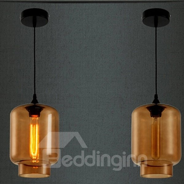 Colorful Northern Europe Style Fish Tank Ceiling Light