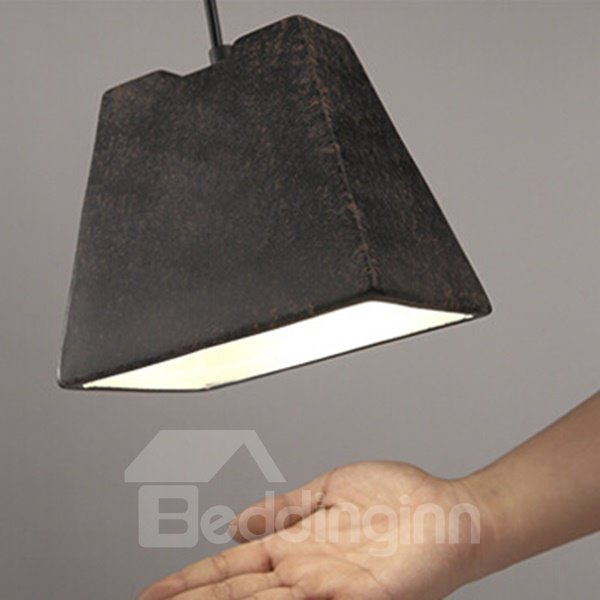 New Arrival Single Black Iron Special Decorative Wall Light