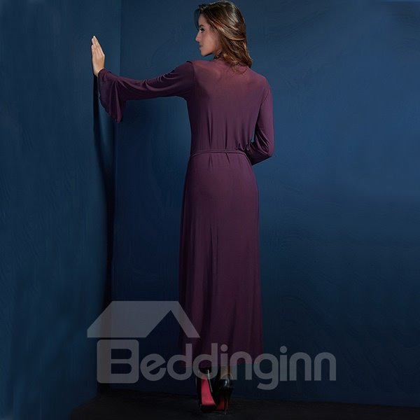 Sexy Ultra-Thin Modal Cotton Bathrobe