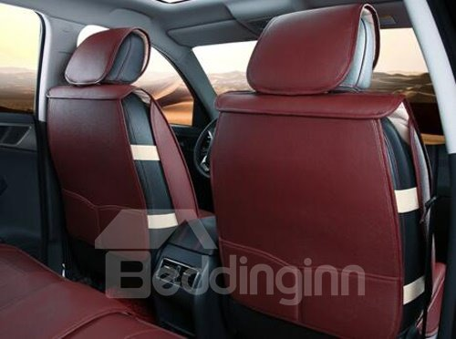 Cost-Effective And Leather Material Charming Universal Car Seat Cover