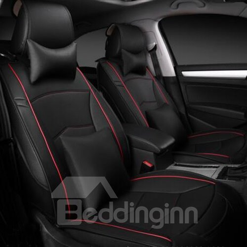 Fashional Design And Attractive Leather Material Universal Car Seat Cover