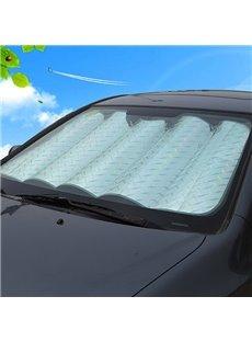 Aluminum Foil Material Sedan Dedicated Anti-Laser Car Sun Shades