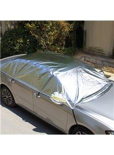 Super High Quality Universal Sedan Foil Half Cover Car Sun Shades