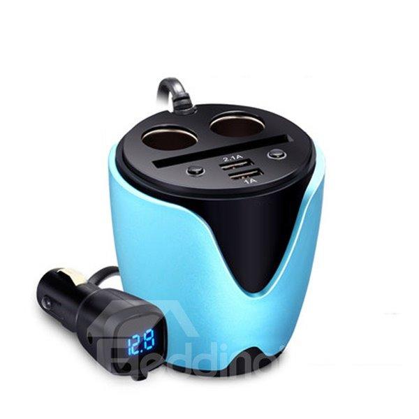 Magic Blue Full Technology New Coming Universal Car Charge