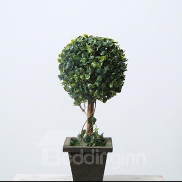 Cute Decorative Tree Branch Artificial Pot Plant