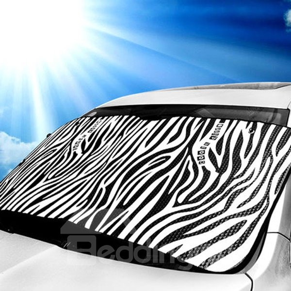 Double Laye Sun Block And Good Reflective Effect Car Sun Shades
