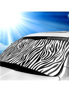 Double Laye Sun Block And Good Reflective Effect Car Sun Shades