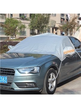 Classic Gray Practical Thickening Easy To Install Car Sun Shades