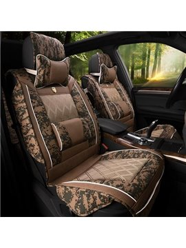 Luxurious Camouflage Design Substantial Cool Popular Universal Car Seat Cover