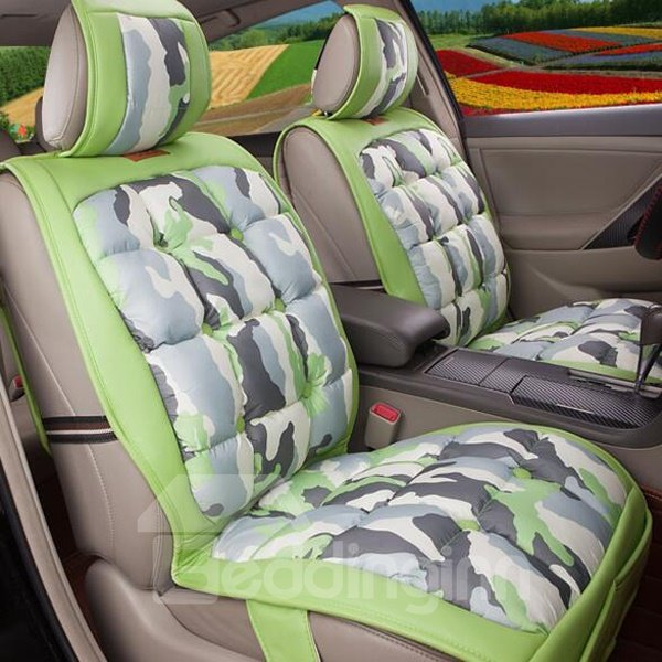 Thermostability Environmental Protection Material And Most Comfortable Universal Car Seat Cover