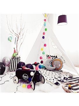 Fairy Colorful Cotton Candy String LED Light Set