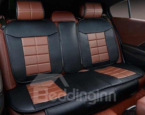3D Stereoscopic Microfiber Leather High Cost-Effective Universal Car Seat Cover