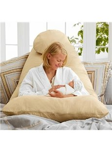 Multifunctional Waist Support Soft Full Body Contour U Pregnancy Pillow