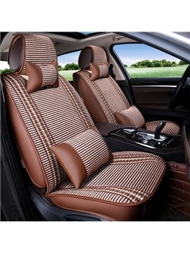 Not Fade Purifying Air And Cool Material Cost-Effective Car Seat Cover