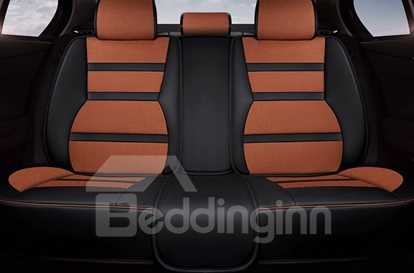 Classic Designed And Luxurious Sport Style Five Universal Car Seat Cover