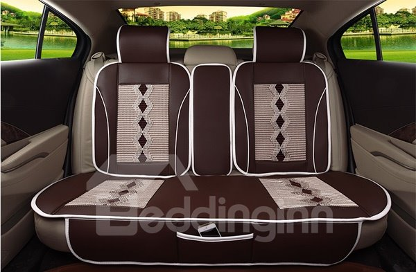 Classic Business Style Very Thick Easy To Install Universal Car Seat Cover